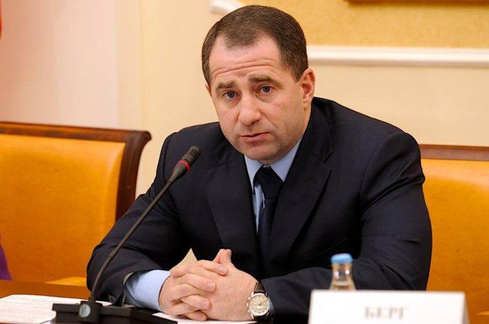 Михаил БАБИЧ: «Астраханская область становится столицей нашей работы в Каспийском регионе»