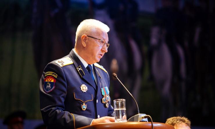 Астраханский губернатор наградил Константина Маркелова
