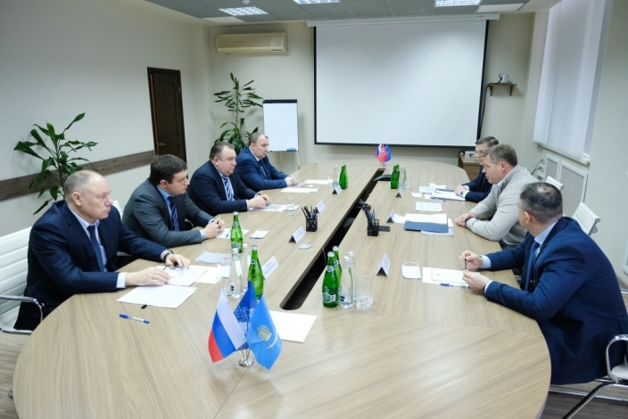 Игорь Бабушкин: Мы сделаем всё для того, чтобы обеспечить заказами судоверфи региона