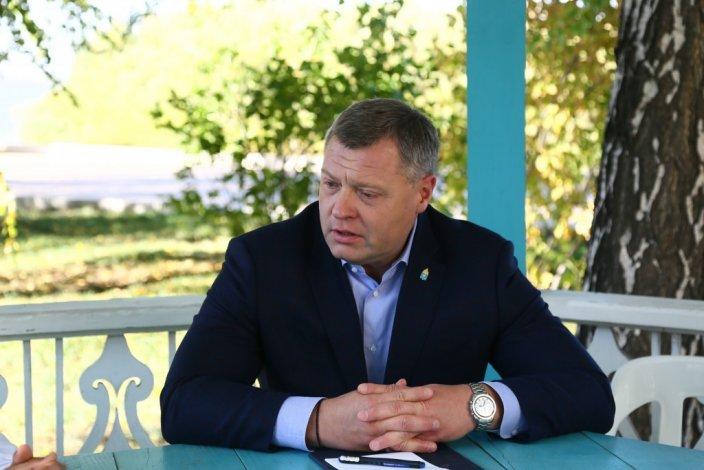 Игорь Бабушкин поддержал идею развития студенческого спасательного движения в регионе