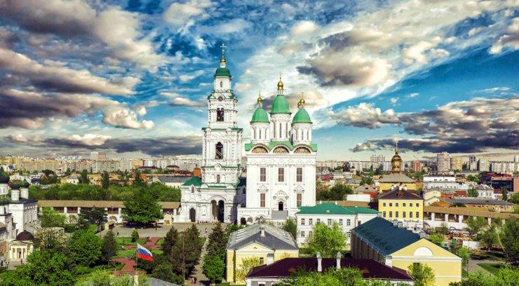 Стала известна погода на Пасху в Астрахани