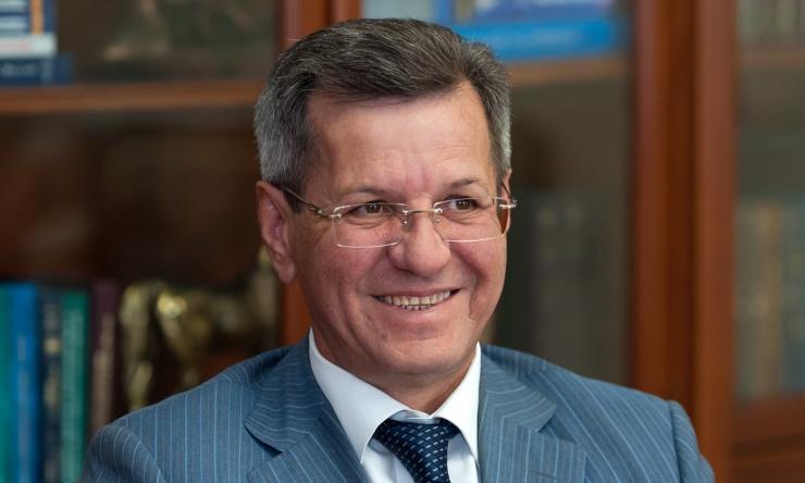 Опубликованы фото нового кабинета экс-губернатора Александра Жилкина