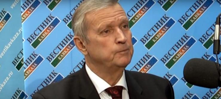 Банк подал в суд на астраханского экс-сенатора Горбунова