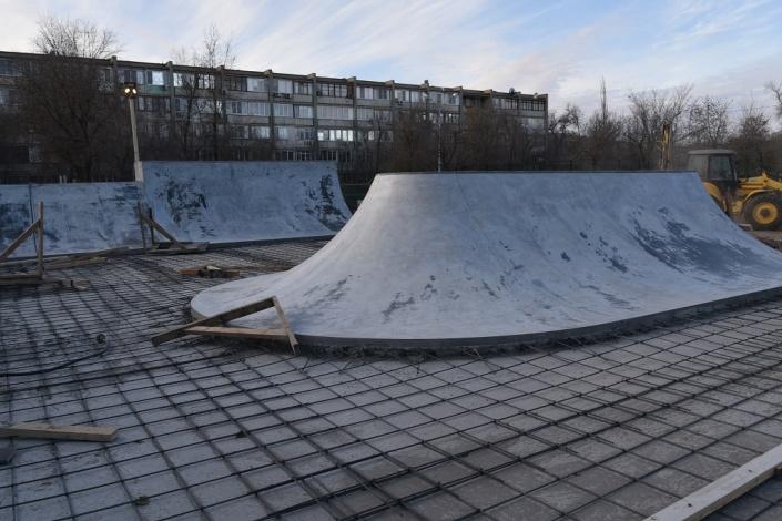 До конца года в Астрахани появится скейтпарк