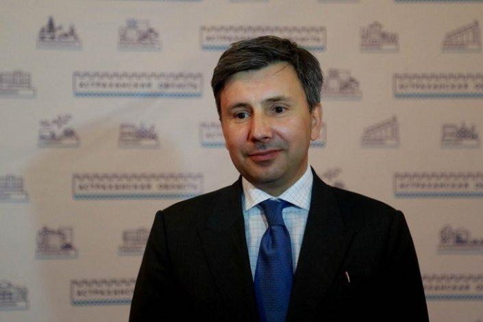 Александр Шарыкин: «Проблематика Астраханской области мне известна и понятна»