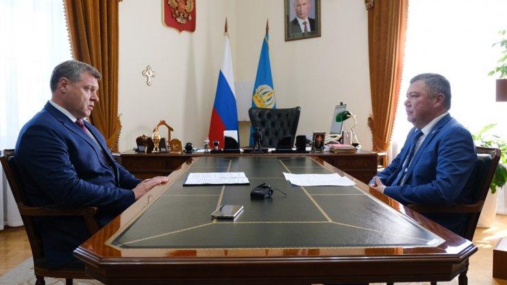 В Красноярском районе выполняются поручения губернатора