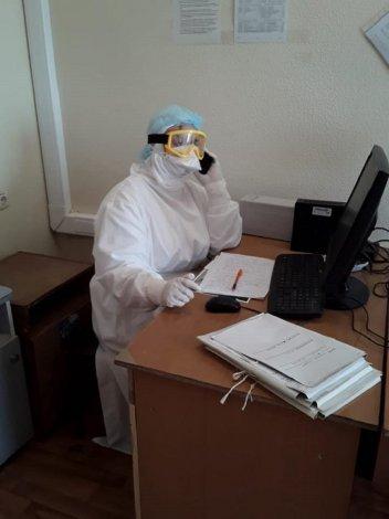 В Александровской больнице от COVID-19 лечатся 12 астраханцев