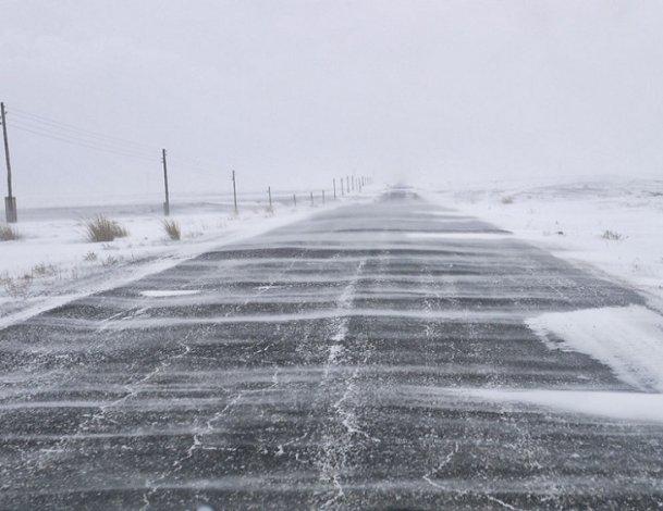 На астраханских дорогах в ближайшие сутки будет опасно