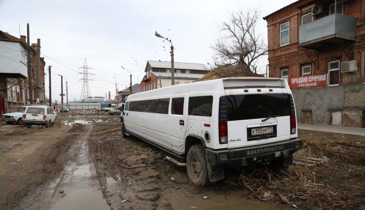 Минстрой России: астраханская комфортная городская среда – одна из наихудших в ЮФО