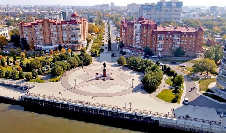 Астрахань готовится к юбилею русского царя