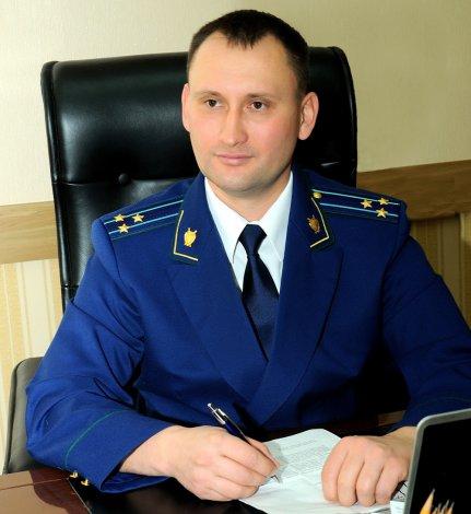 Первый замоблпрокурора приглашает жителей Советского района на приём