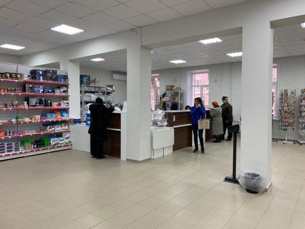Жители микрорайона «Десятка» будут обслуживаться в обновленном отделении почтовой связи