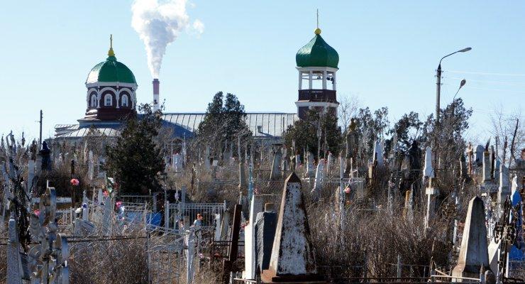 Максимальная смертность по ЮФО зафиксирована в Астрахани