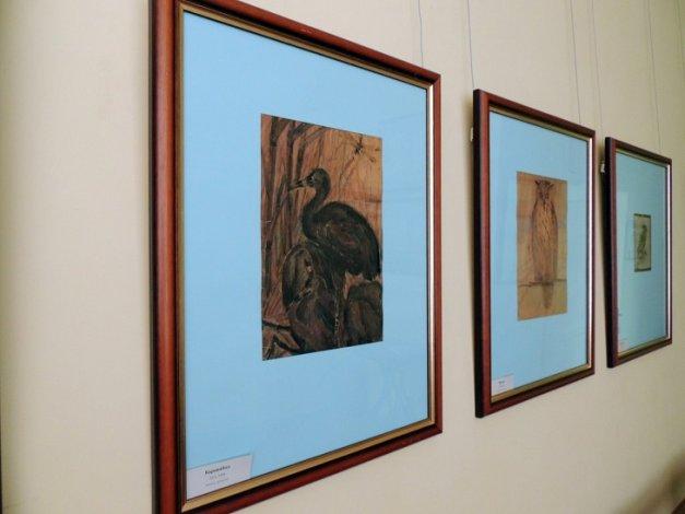 Астраханский Дом-музей Велимира Хлебникова приглашает на выставку работ его сестры