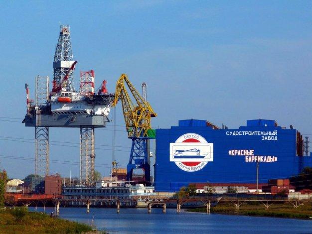 Астраханское судостроение пополняется вместе со всей страной
