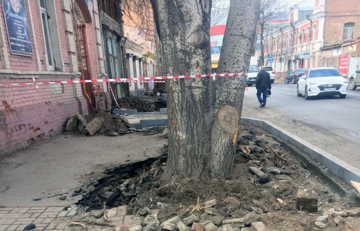 Ремонт улицы Академика Королева в Астрахани возмутил власти и горожан