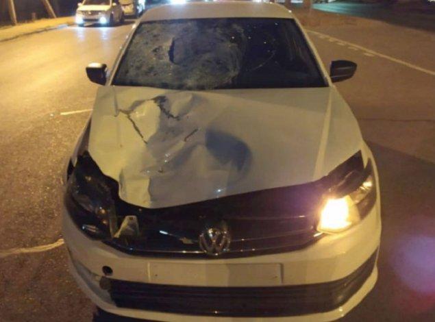 На Соликамской под колёсами машины погибла женщина