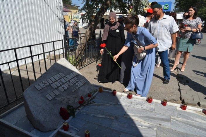 В Астрахани почтили память жертв терроризма