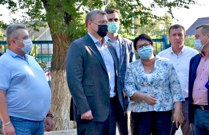 Школа № 66 в Астрахани получит деньги на капитальный ремонт