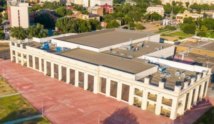 В Астрахани в ноябре откроют ещё один центр тестирования ГТО