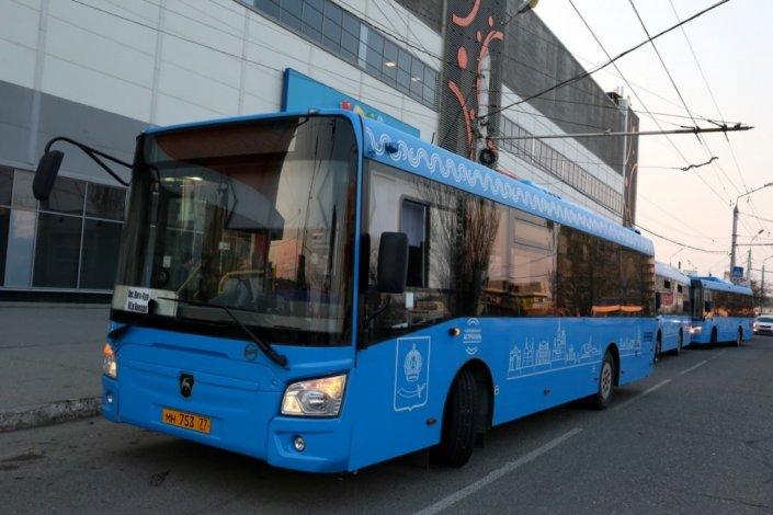 Опубликованы схемы движения автобусов в Астрахани в карантин
