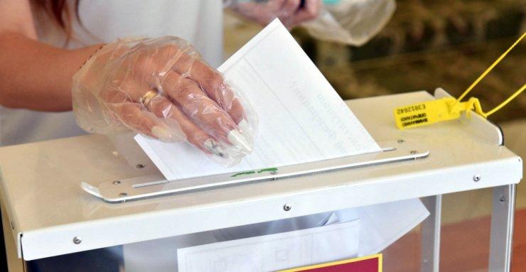 Подавляющее большинство астраханцев поддержало поправки в Конституцию