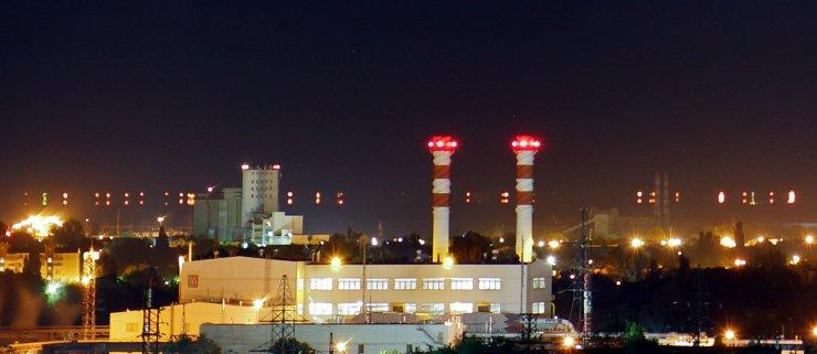 Странные ночные огни над Астраханью ранее видели в Мексике