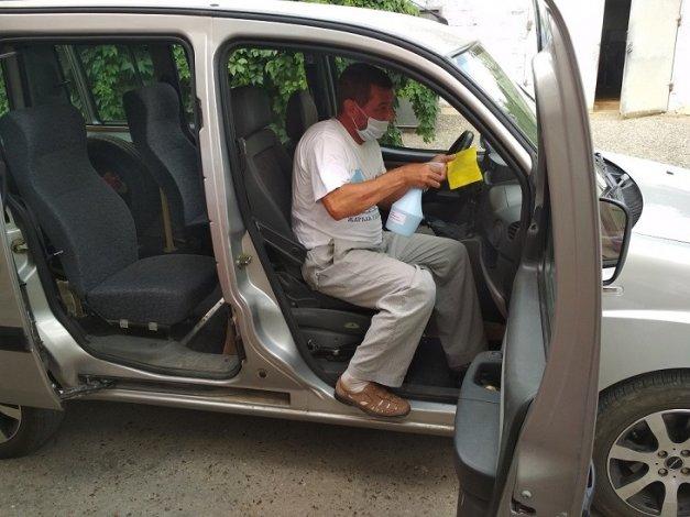В Астрахани запущено ещё одно социальное такси