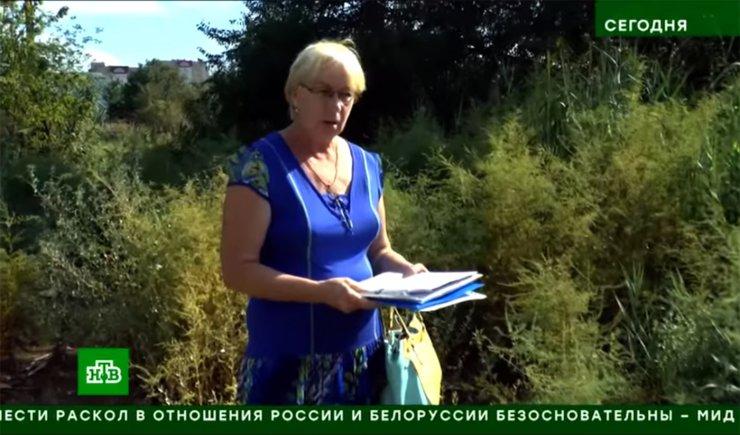 О конфликте с администрацией Астрахани заговорили на НТВ