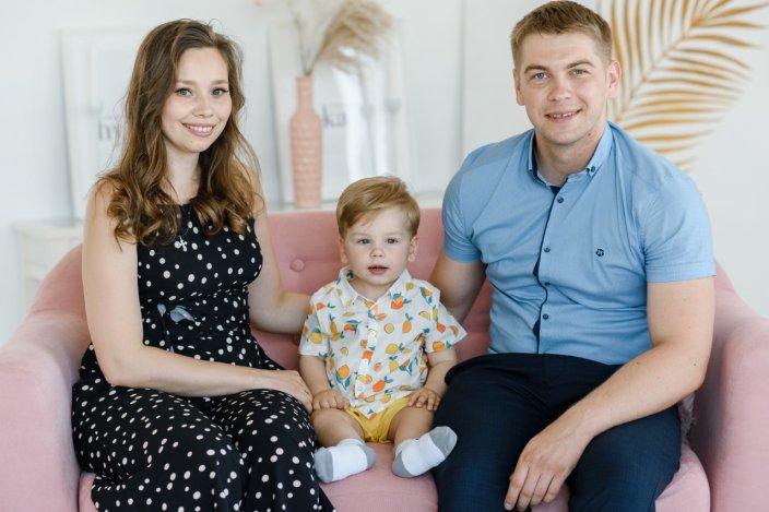 Семья маленького астраханца Лёни Ямковского обратилась к благотворителям