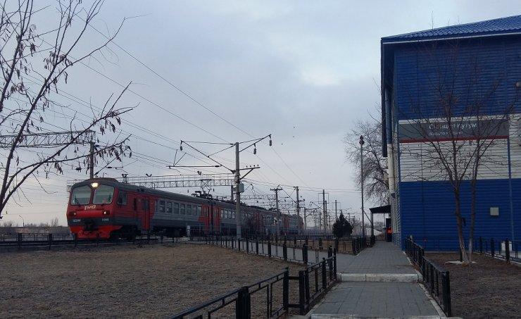 В Астрахани из-за карантина изменилось расписание электричек