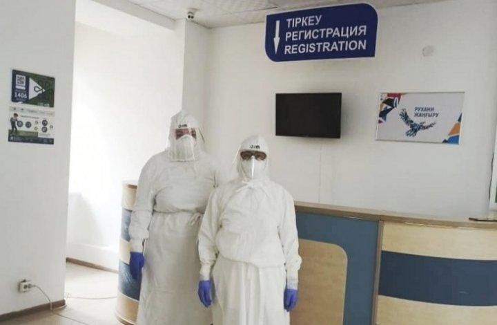 Астраханские медики рассказали о работе в Атырау