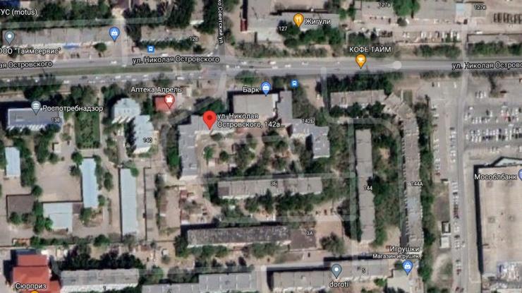 В Астрахани дважды за сутки подожгли пятиэтажку
