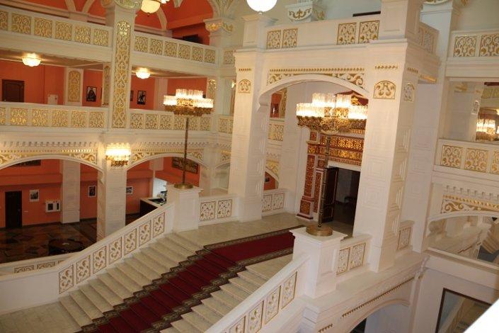 Астраханский театр оперы и балета полностью закрылся на карантин