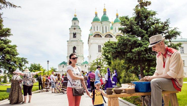 Отдых в Астрахани вышел дороже краснодарских курортов