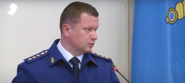 В Астрахань прибыл замгенпрокурора Андрей Кикоть