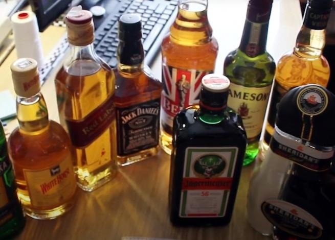 В Астрахани посадили торговцев «левым» алкоголем из Кабардино-Балкарии