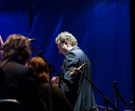 Валерий Воронин выступил в Бетховенском зале Большого театра