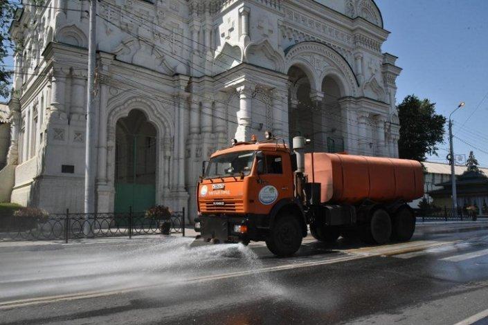 Минтранспорта похвалило Астраханскую область за автодороги