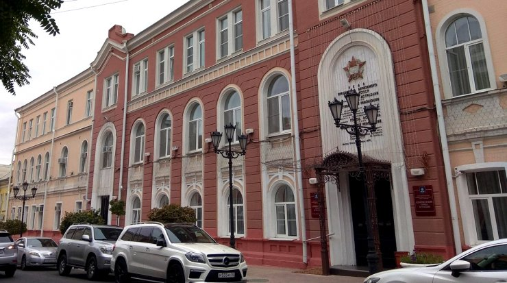 На начальника управления администрации Астрахани возбуждено уголовное дело
