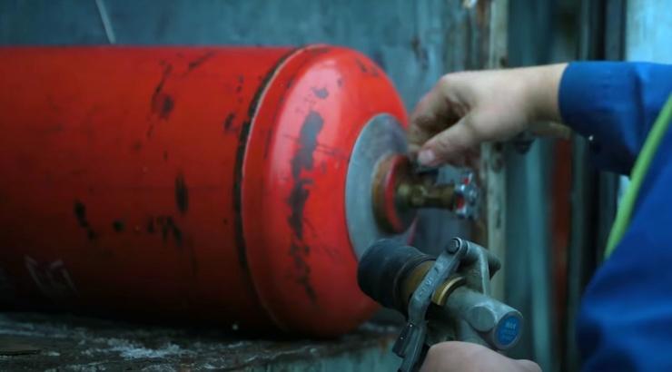 Цена на автомобильный газ в Астрахани установила очередной рекорд