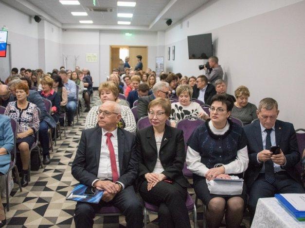 Депутат Ирдеева приняла участие в профсоюзной конференции
