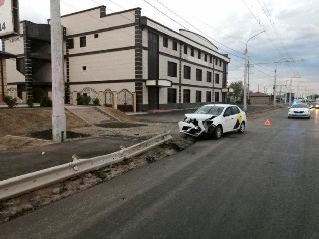 На Аэропортовском шоссе погиб таксист