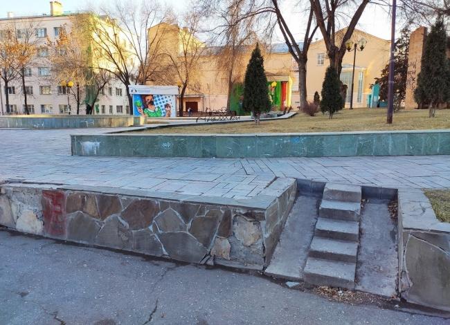 Как я катал инвалида по улицам Астрахани