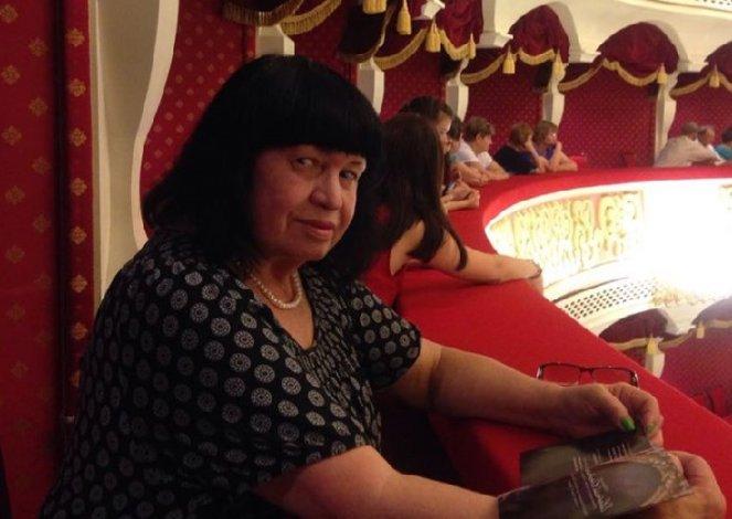 Надежда РОДИОНОВА: Об экологическом митинге в Астрахани