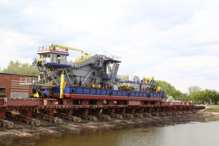 Астраханское судостроение доказывает свой потенциал качества и надёжности