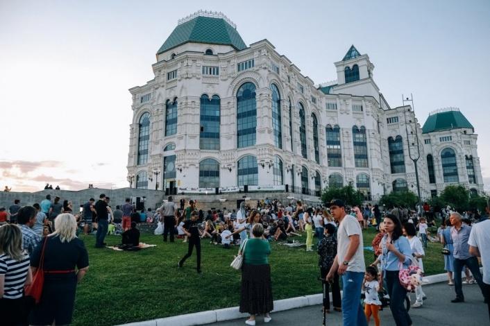 В Астрахань возвращается фестиваль «Музыка на траве»