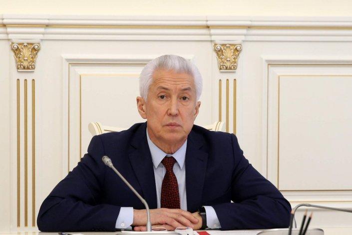 В Дагестане сменилась власть
