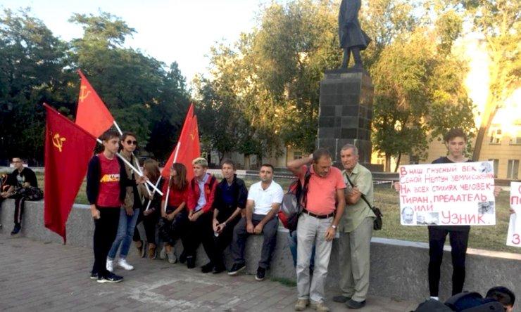 Провальные митинги оппозиции в Астрахани показали нулевую протестную активность