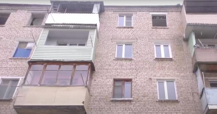 Астраханцы узнают об аварийных домах все